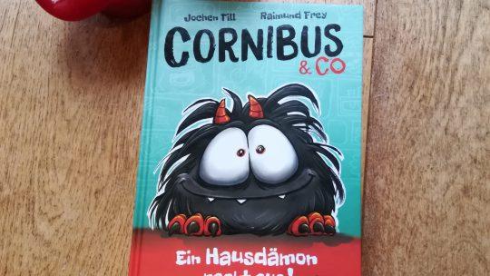 "Loewe WOW! – ""Cornibus & Co. Ein Hausdämon packt aus!"" – Jochen Till, Raimund Frey"