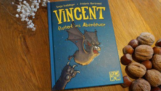 """Neues Leseerlebnis für Grundschulkinder: Loewe Wow! – """"Vincent flattert ins Abenteuer"""""""