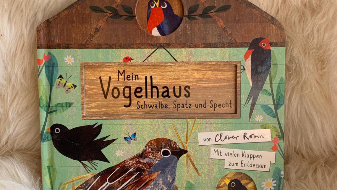 Mein Vogelhaus von Clover Robin