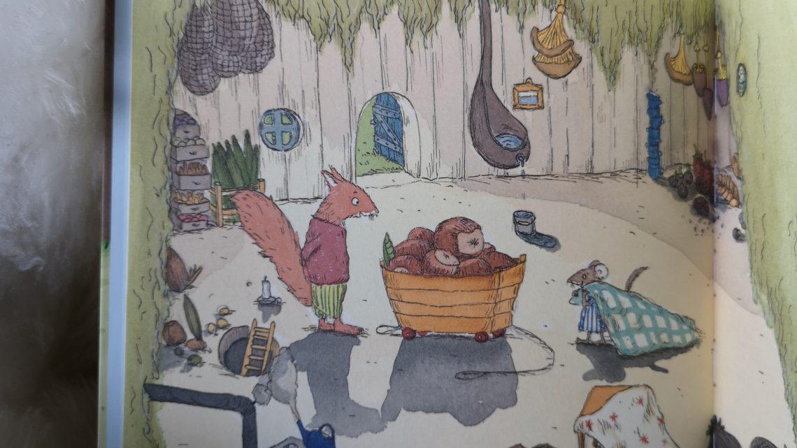 Maus und Eichhorn – Kristina Andres