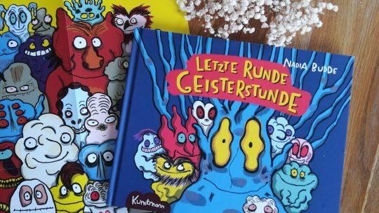 """Letzte Runde Geisterstunde"" – Nadia Budde"