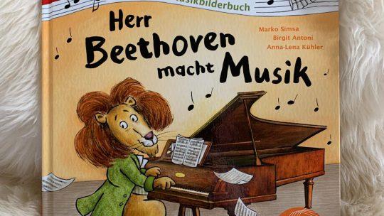 Herr Beethoven macht Musik – Marko Simsa