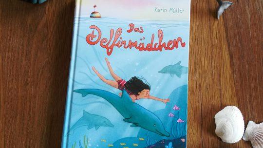 """""""Das Delfinmädchen"""" – Karin Müller"""