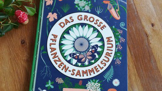 """""""Das große Pflanzen- Sammelsurium. Vom Samenkorn zum Mammutbaum"""" – J. Brown & M. Jenkins"""
