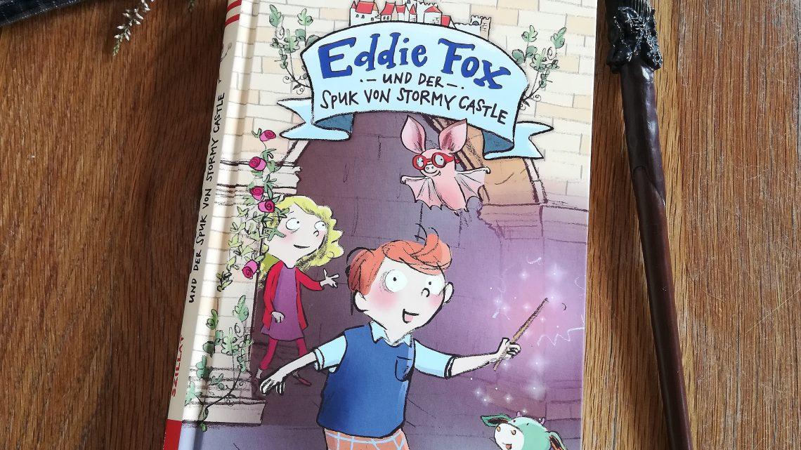 """""""Eddie Fox und der Spuk von Stormy Castle"""" – Antje Szillat – mit Verlosung!!"""