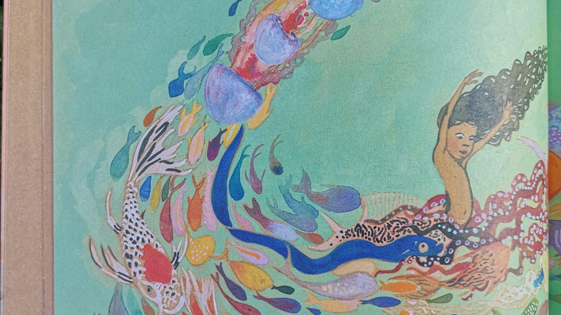 Diversität im Kinderbuch: Julian ist eine Meerjungfrau – Jessica Love