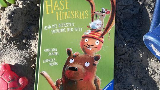 """""""Hase Hibiskus und die dicksten Freunde der Welt"""" – Andreas König, Günther Jakobs"""