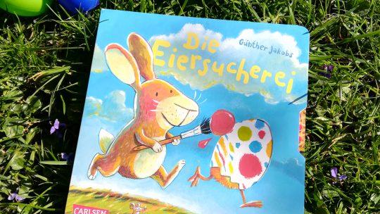 """""""Die Eiersucherei"""" – Günther Jakobs"""