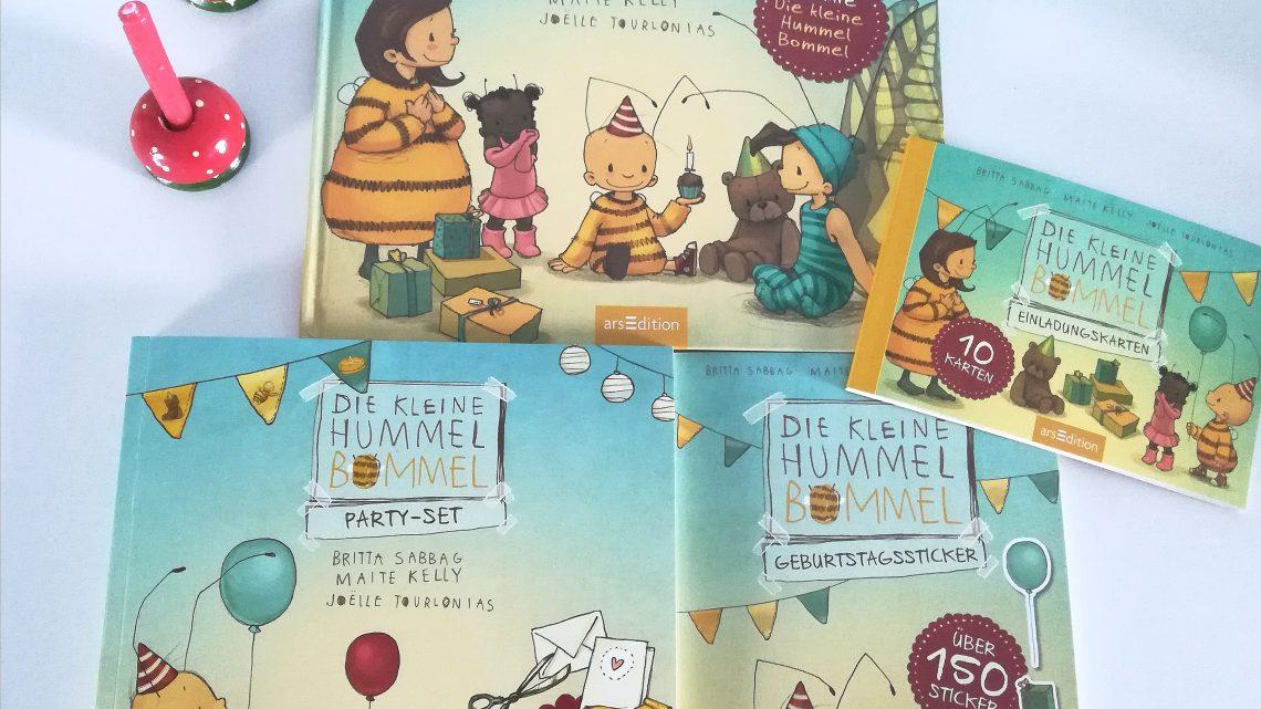Schon 5 Jahre! Die Hummel Bommel feiert Geburtstag!