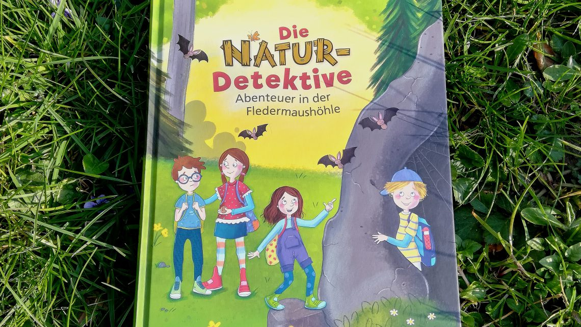 """Die Natur- Detektive. Abenteuer in der Fledermaushöhle"" – Fabian Lenk, Sabine Sauter"