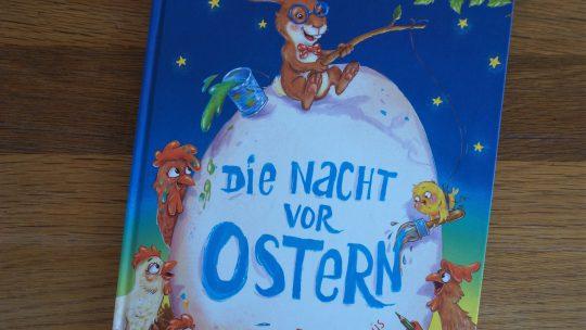 """Wir lieben Osterbücher! """"Die Nacht vor Ostern"""" – Nadine Reitz"""
