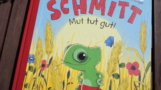 """Schmitt. Mut tut gut!"" – Steven Gätjen, Andreas Karlström, Nikolai Renger"