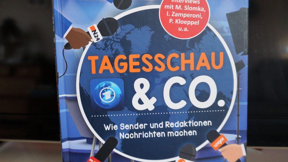 """""""Tagesschau & Co. Wie Sender und Redaktionen Nachrichten machen"""" – Sarah Welk"""