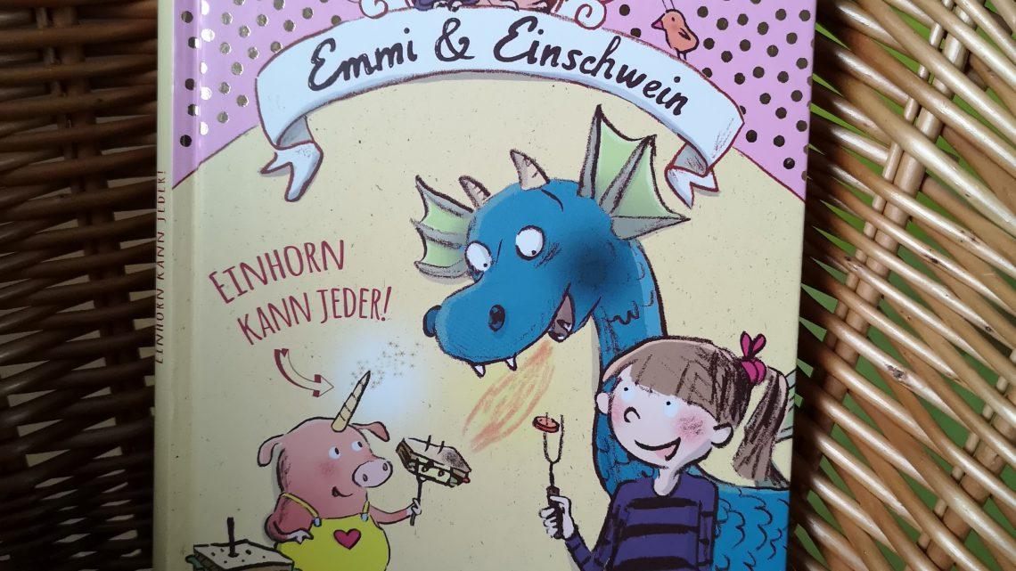 """""""Emmi und Einschwein – Einhorn kann jeder!"""" von Anna Böhm"""