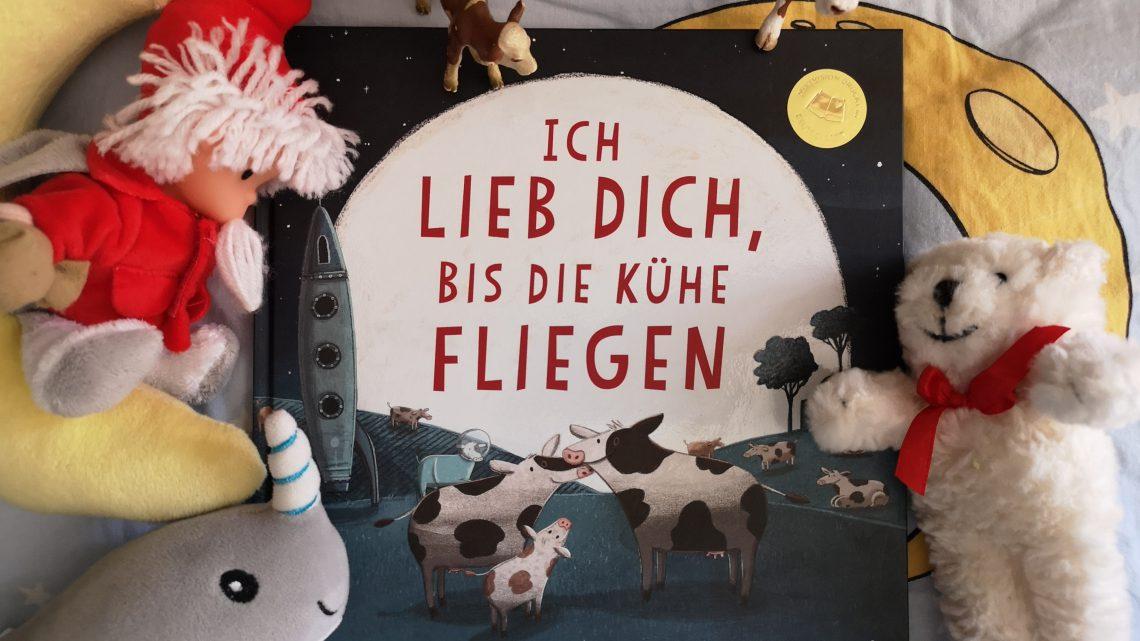 """""""Ich lieb dich, bis die Kühe fliegen"""" – Kathryn Cristaldi, Kristyna Litten"""