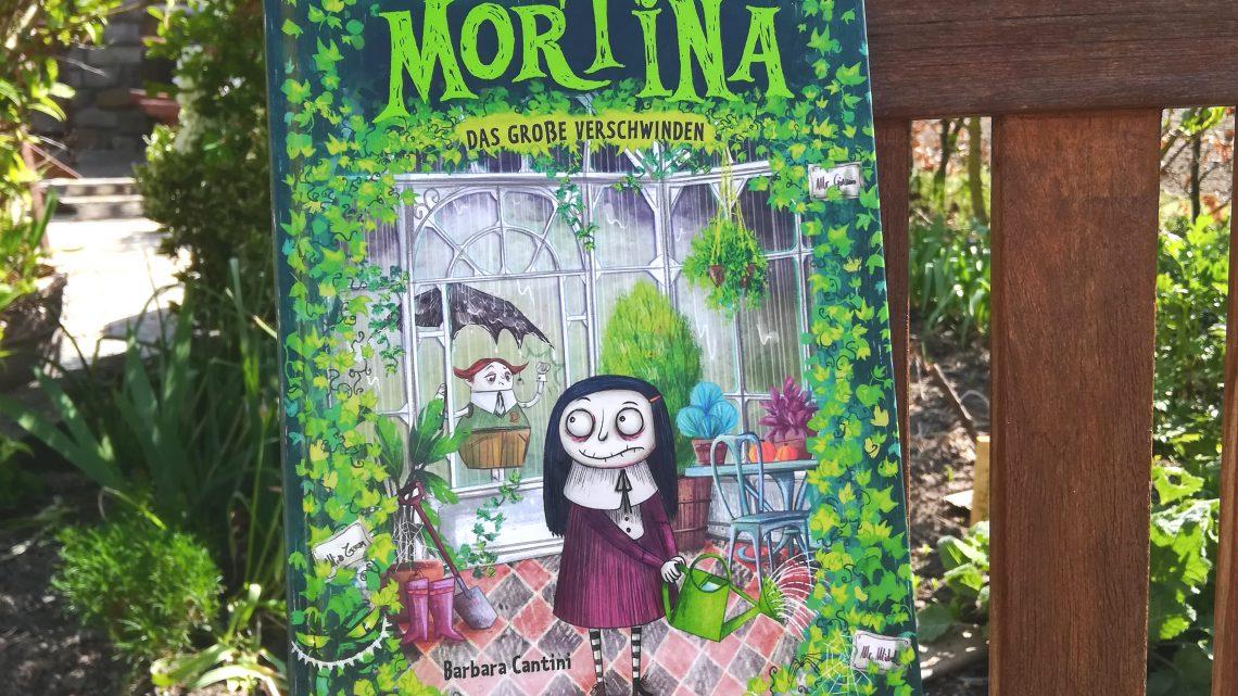 """Mortina. Das große Verschwinden"" – Barbara Cantini"
