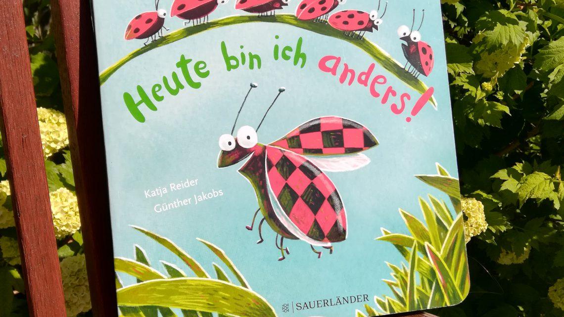 """""""Heute bin ich anders!"""" – Katja Reider, Günther Jakobs"""