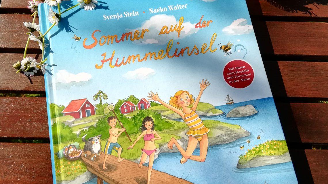 """""""Sommer auf der Hummelinsel"""" – Svenja Stein, Naeko Walter"""