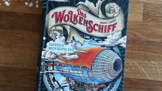 """""""Das Wolkenschiff"""" – Vashti Hardy"""