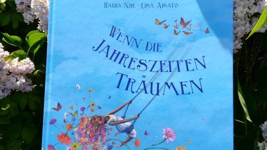 """""""Wenn die Jahreszeiten träumen"""" – Haddy Njie, Lisa Aisato"""