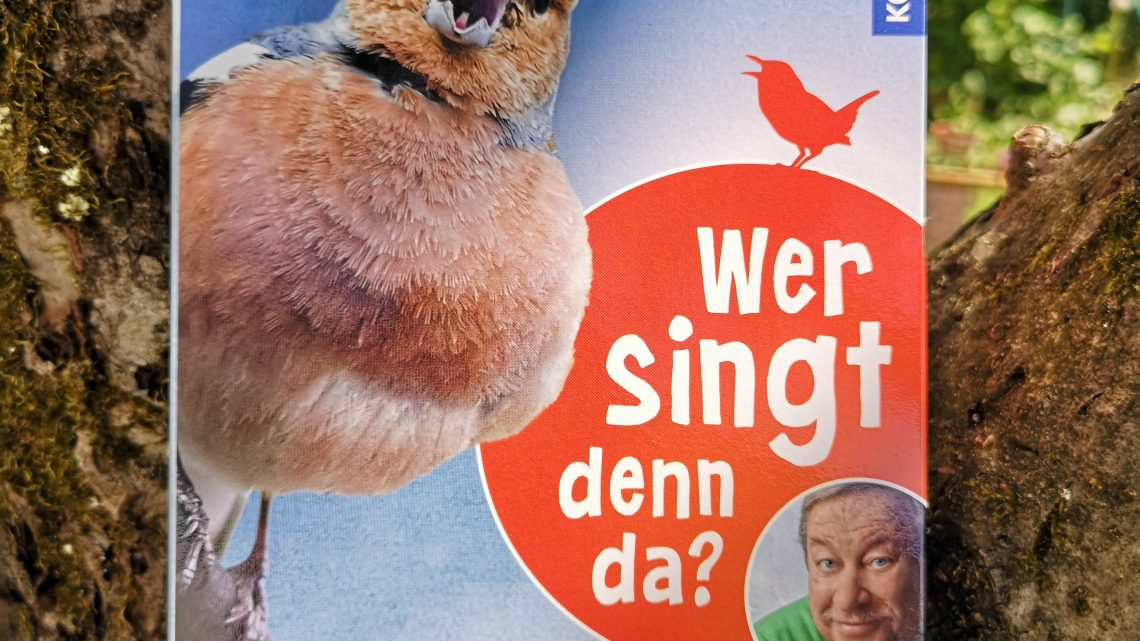 Wer singt denn da? 25 Vogelarten am Gesang erkennen!