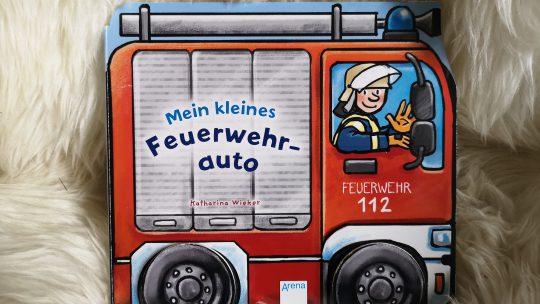 Mein kleines Feuerwehrauto – Katharina Wieker