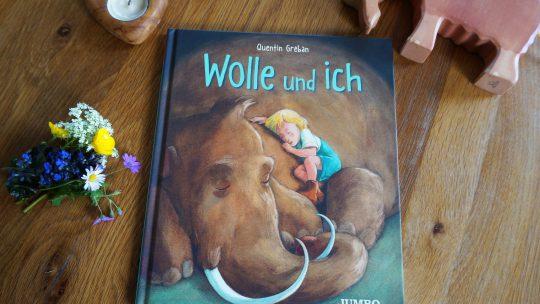 """Kinder lieben Kuscheltiere: """"Wolle und ich"""" – Quentin Gréban"""