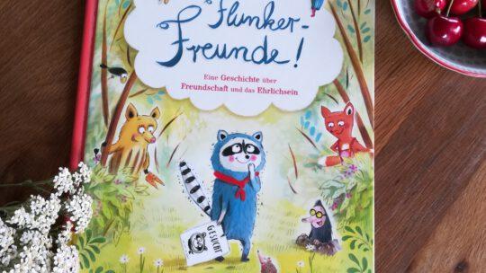 """""""Flunker- Freunde! Eine Geschichte über Freundschaft und Ehrlichsein"""" – Katja Reider, Astrid Henn"""