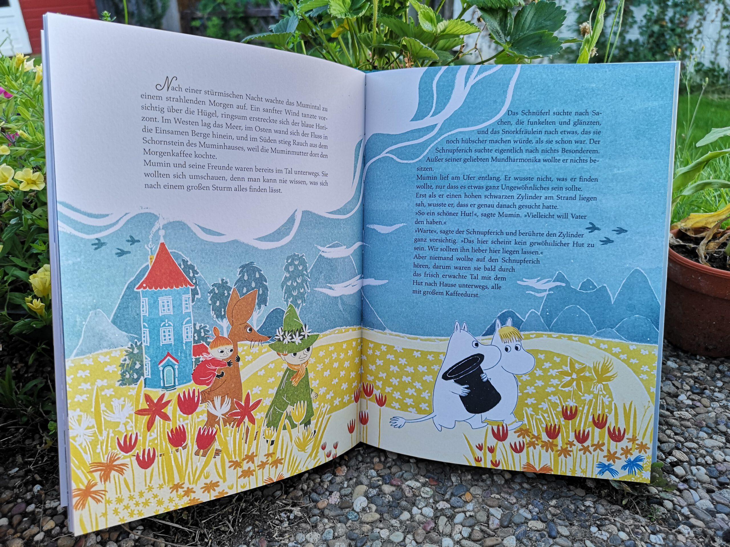 Abenteuer im Mumintal – nach Erzählungen von Tove Jansson