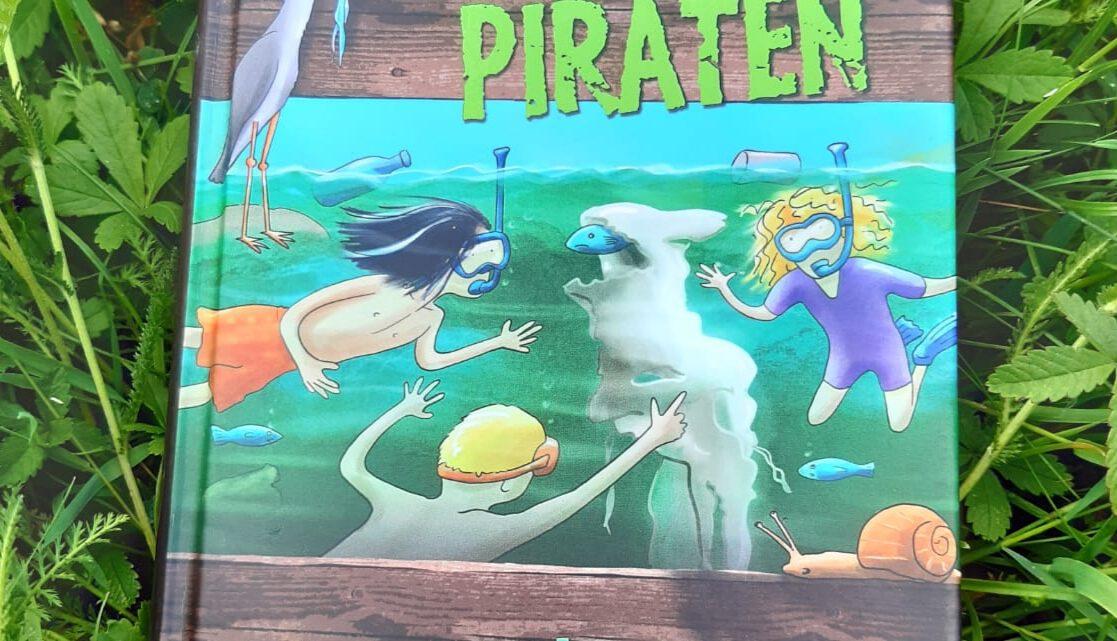 """""""Die grünen Piraten. Plastikplage im Bibersee"""" – Andrea Poßberg, Corinna Böckmann"""