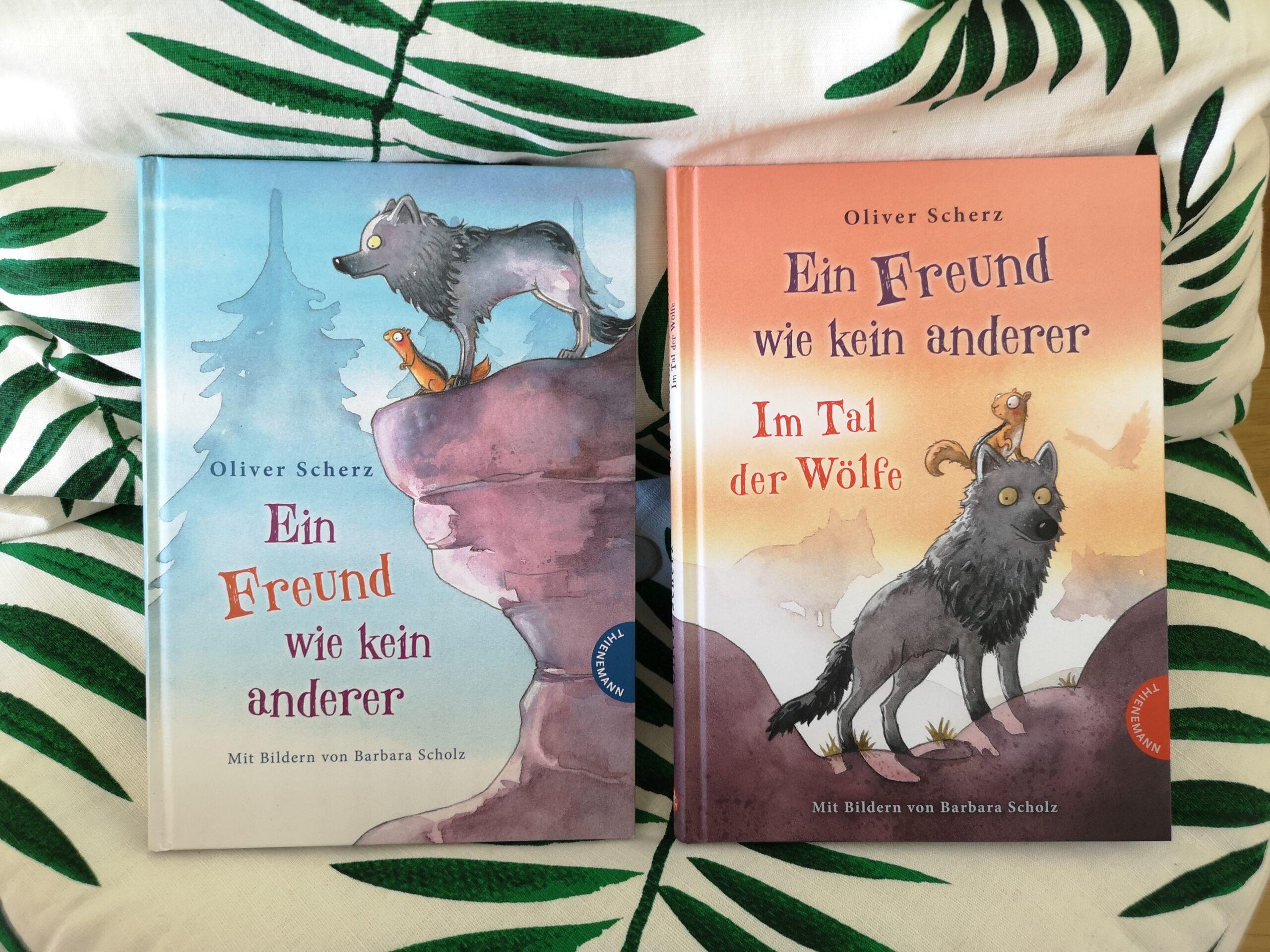 Ein Freund wie kein anderer – Im Tal der Wölfe von Oliver Scherz