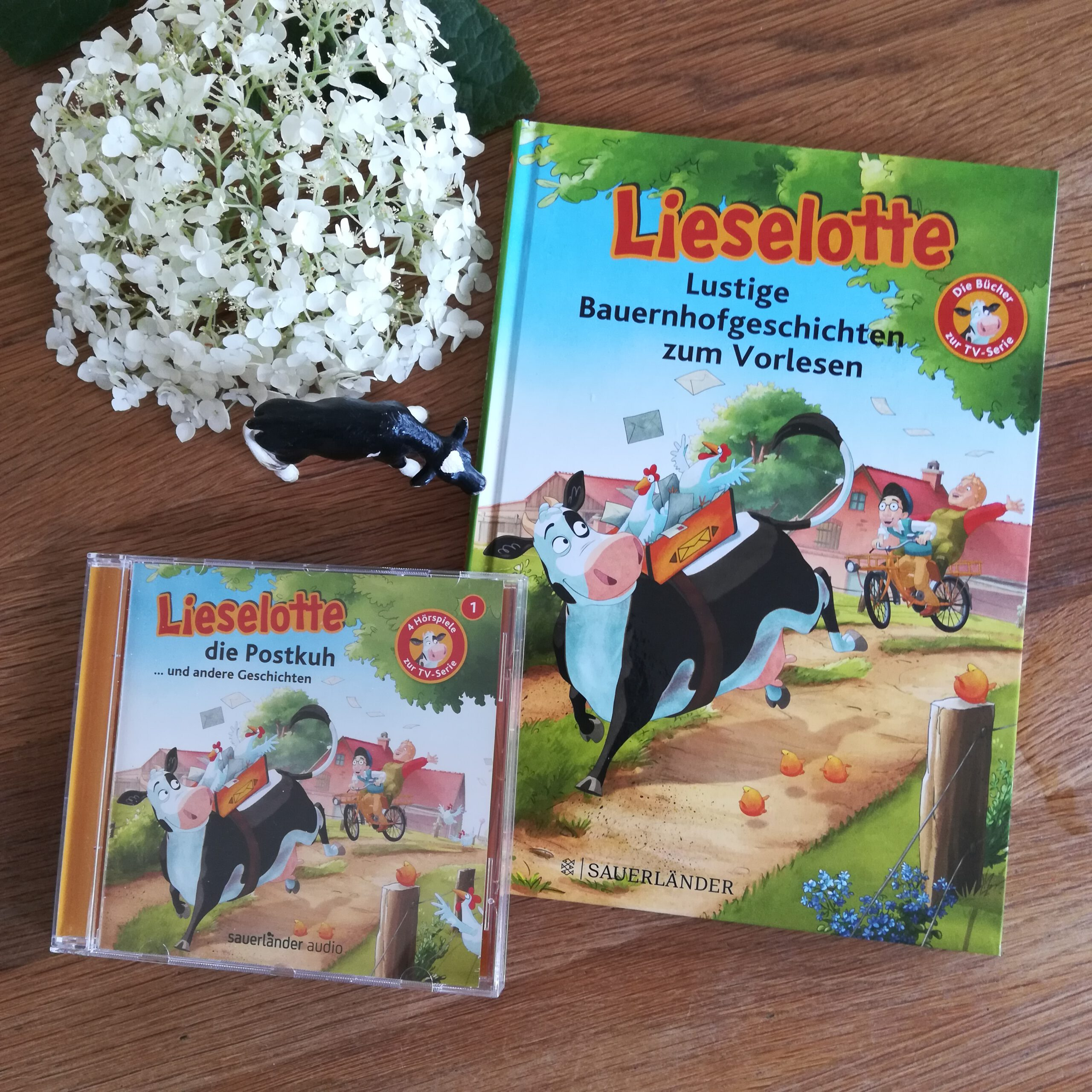 """""""Lieselotte. Lustige Bauernhofgeschichten zum Vorlesen"""""""