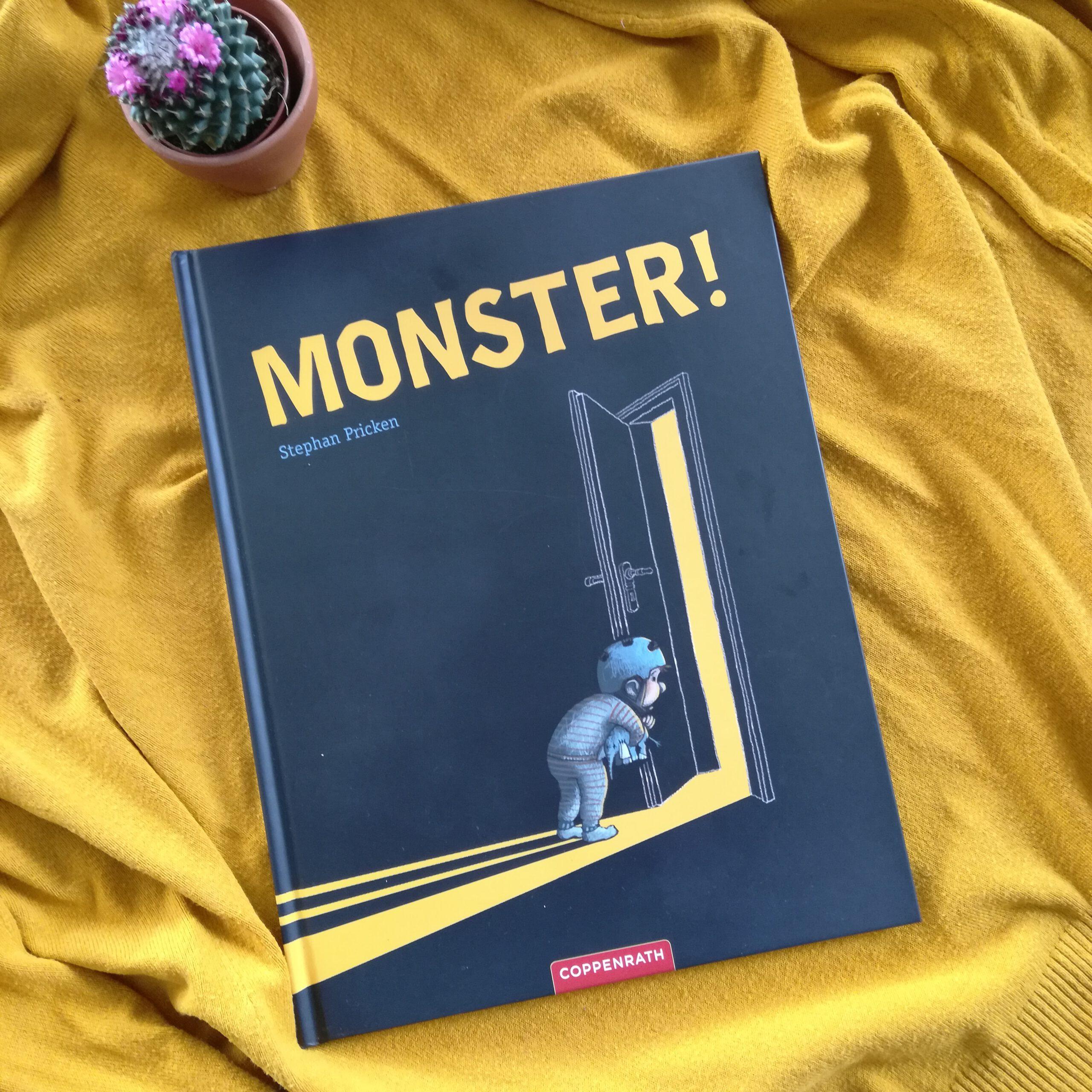 """Angst vor Monstern bei Kindern? Auf keinen Fall! – """"Monster"""" – Stephan Pricken"""