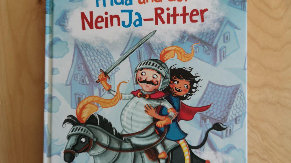 Eine witzige Vorlesegeschichte: Frida und der NeinJa – Ritter