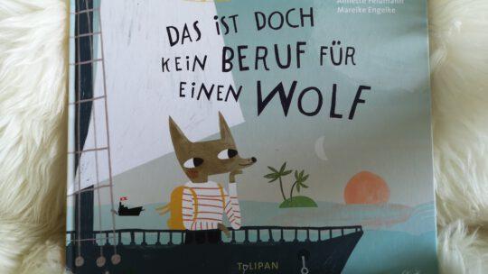 """Aufräumen mit Klischees und Vorurteilen: """"Das ist doch kein Beruf für einen Wolf!"""""""
