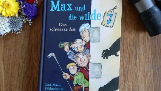 """Buchverlosung zum Kinofilm: """"Max und die wilde 7"""""""
