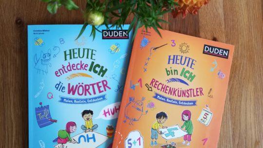Zahlen und Buchstaben entdecken: Weltenfänger – Mitmachhefte aus dem Duden Verlag
