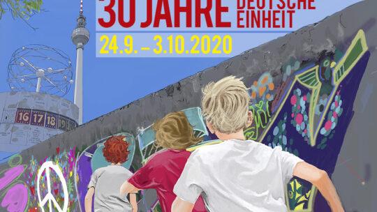 Kinderbuch – Blogtour: 30 Jahre Deutsche Einheit