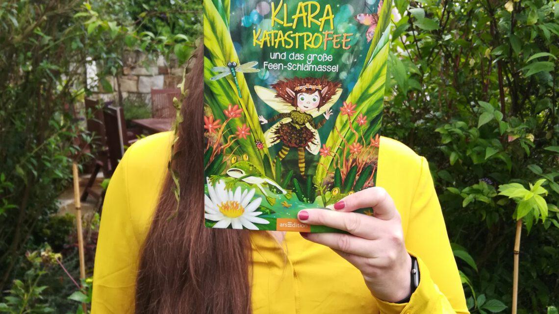"""""""Klara Katastrofee und das große Feen- Schlamassel"""" – Britta Sabbag, Igor Lange"""