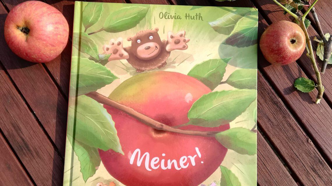 """Ein Bilderbuch über Konkurrenz, Teilen und Zusammenarbeit: """"Meiner!"""" – Olivia Huth"""