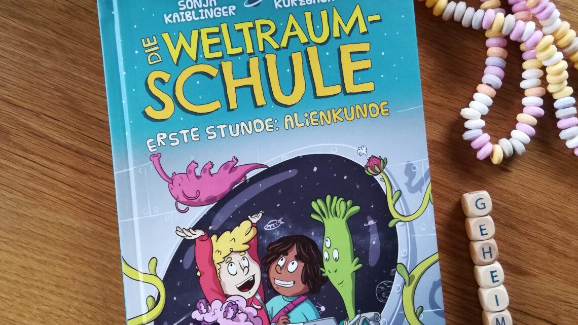 """""""Die Weltraumschule. Erste Stunde Alienkunde"""" – Loewe WOW"""
