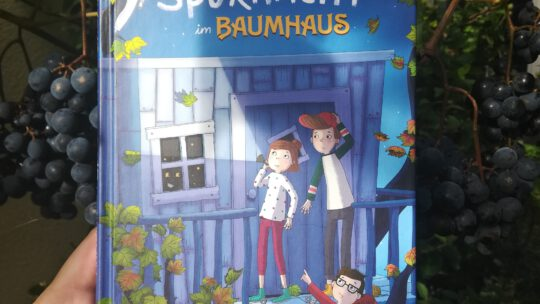 """""""Spuknacht im Baumhaus"""" – Mascha Matysiak, Monika Parciak"""