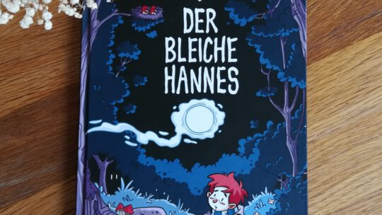 "Graphic Novel für Kinder: ""Der bleiche Hannes"" – Steffen Gumpert"