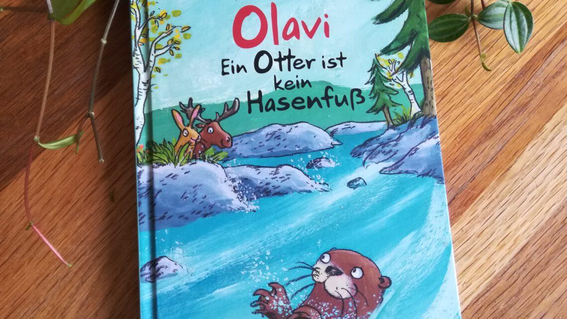 """""""Olavi. Ein Otter ist kein Hasenfuß"""""""