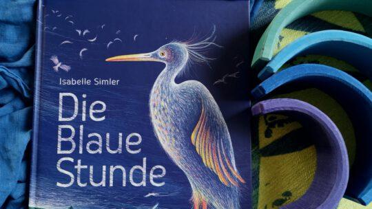 Die blaue Stunde – Isabelle Simler