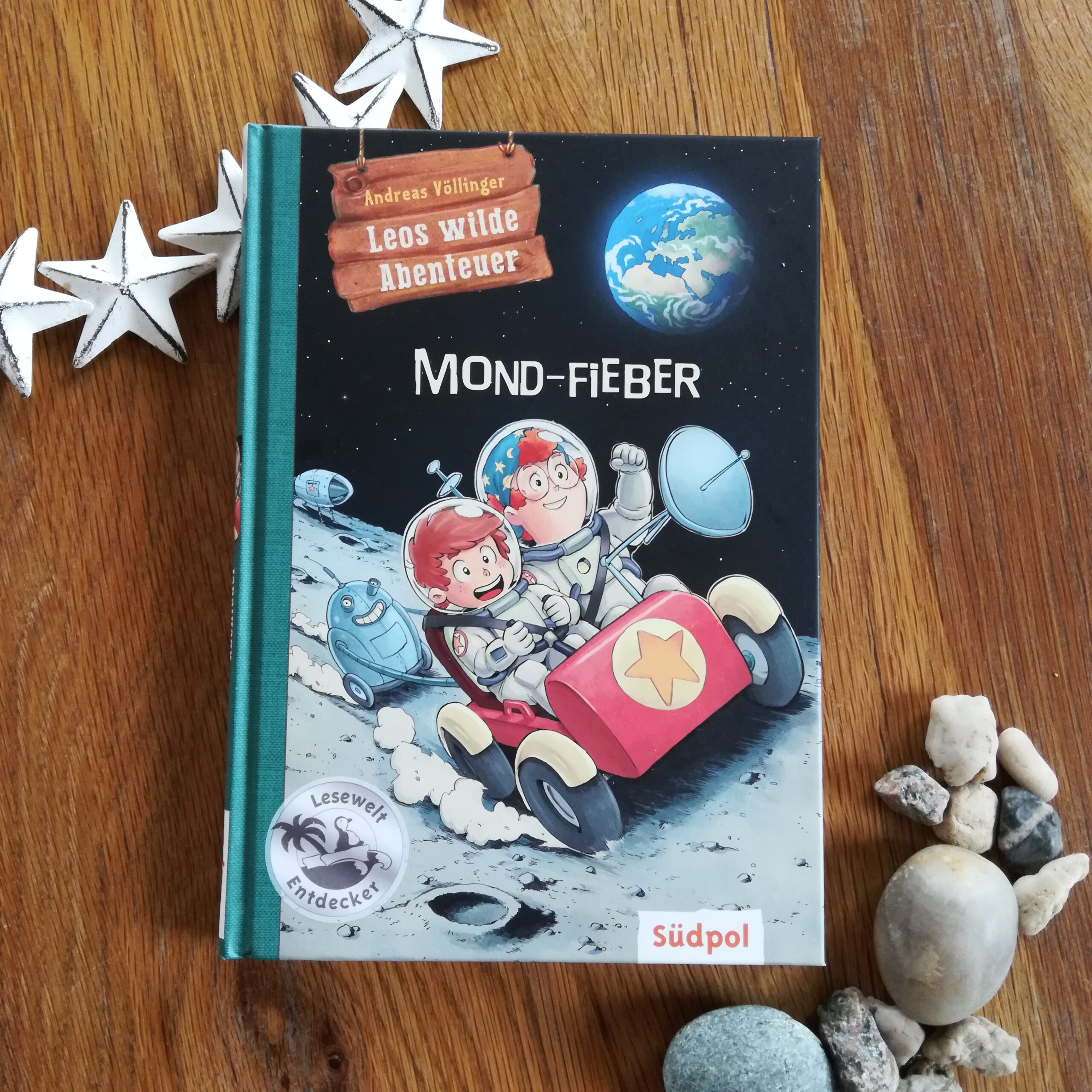 """Leos wilde Abenteuer: Mond- Fieber"" – Andreas Völlinger"