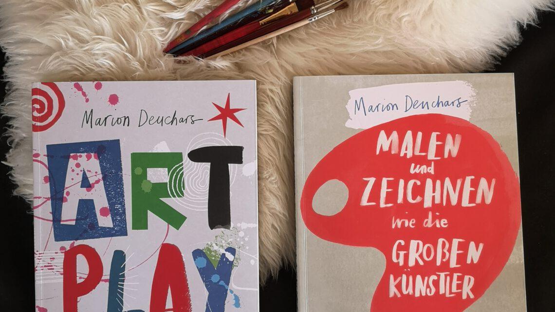 Kunst mit Marion Deuchars – Art Play und große Künstler