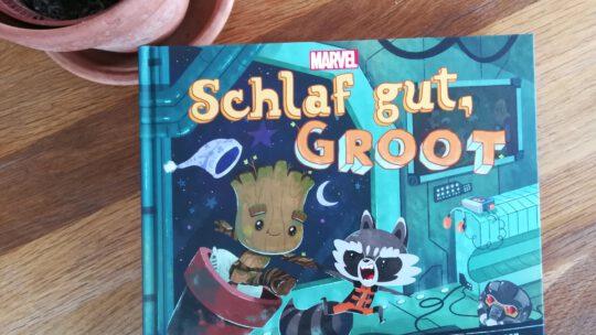 """Ein Muss für Marvel – Fans: """"Schlaf gut, Groot"""""""