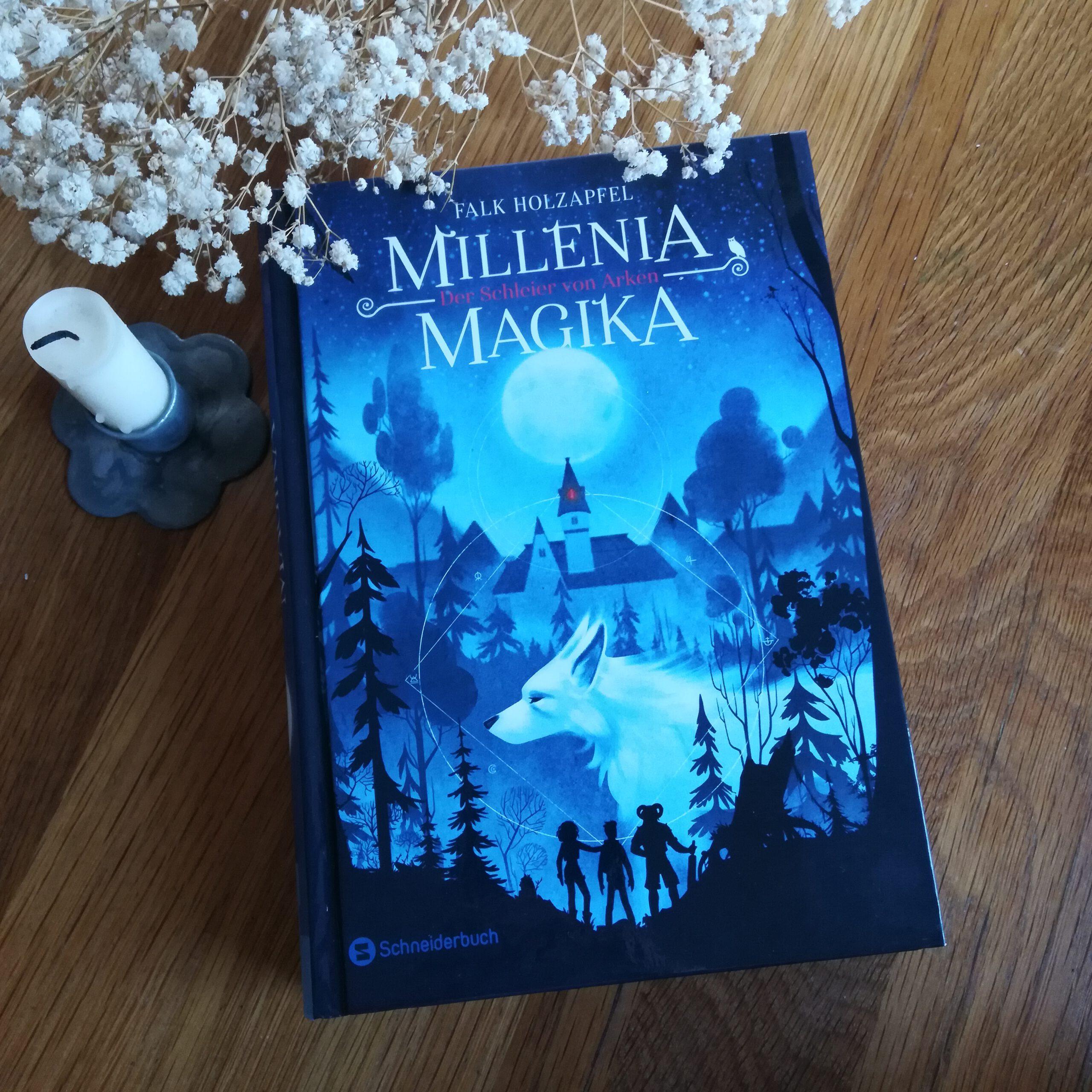 """""""Millenia Magika. Der Scheier von Arken"""" – Falk Holzapfel"""