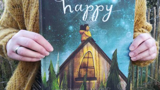 """""""Happy. Das Buch vom Moment des Glücks"""" – Nicola Edwards, Katie Hickey"""